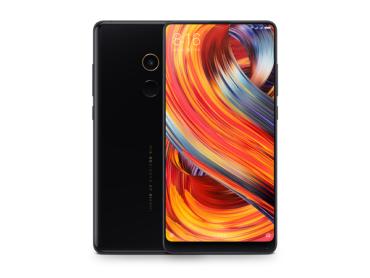 Xiaomi представила в России смартфон с полноэкранным дисплеем Mi MIX 2