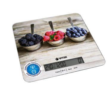 Многофункциональные кухонные весы VT-2425 и VT-2429 от VITEK