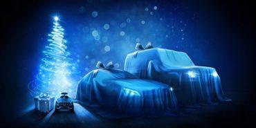 Новогодний сюрприз от Mercedes-Benz