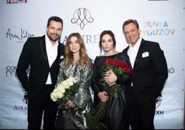 Звезды на открытии шоу-рума дизайнеров MATURELLI∞AVERYANOVA