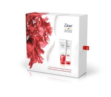 В эту новогоднюю ночь выразите свою любовь вместе с подарками Dove
