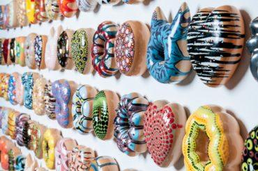 Керамические пончики и их вариации