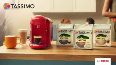 Новая TASSIMO VIVY II: запусти палитру вкусов одной кнопкой