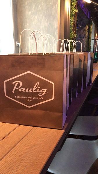 PAULIG представляет новую линейку  PAULIG CITY COFFEES