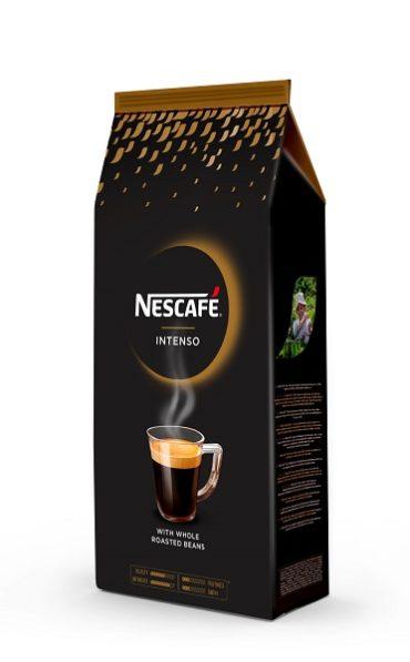 Новые кофейные бленды NESCAFÉ Intenso и NESCAFÉ Selezione для профессиональных кофемашин