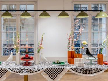Vitra представила коллекцию аксессуаров сезона «весна-лето 2018» в Париже