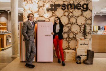 SMEG провел пресс-завтрак «Гурманы SMEG» с участием Андрея Малахова и Виктории Дайнеко