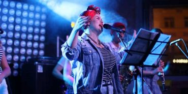 Концерт группы Shoo в Белгороде
