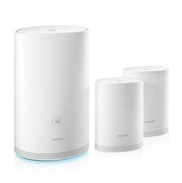 Huawei представляет домашнюю систему для организации беспроводной сети WiFi Q2