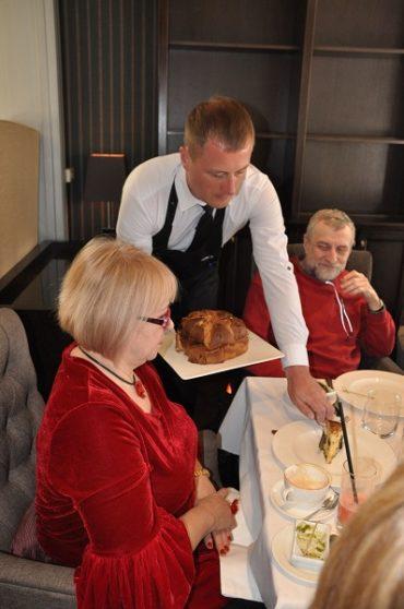 В ресторане «АИСТ» прошла первая встреча гастрономического клуба Casa Rinaldi