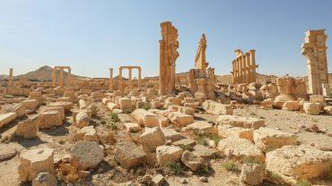 С 3 по 23 марта пройдет выставка «Сокровища Пальмиры»