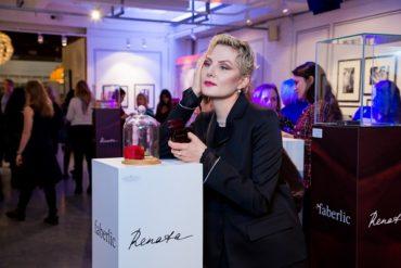 Рената Литвинова представляет эксклюзивную коллекцию Renata для Faberlic