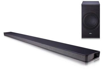 Саундбар LG SJ8: изящество звука в ультратонком корпусе
