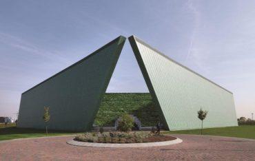 с 4 по 28 апреля пройдет выставка «Эмилио Амбас: от архитектуры к природе»