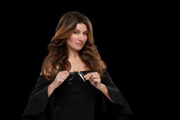 Жанна Бадоева раскроет секрет красивых волос с Gliss Kur