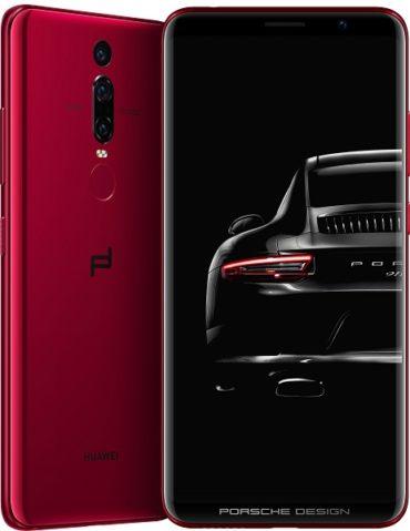 Porsche Design и Huawei выпускают смартфон с передовыми характеристиками