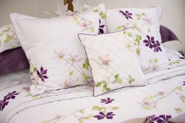 Коллекция постельного белья Yves Delorme весна-лето 2018