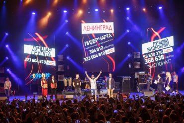 VI ежегодная церемония TopHit Music Awards состоится 11 апреля в клубе Yota Arena