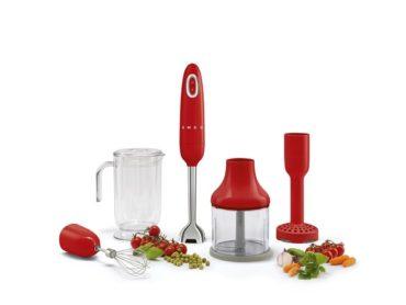 Новый погружной блендер SMEG: почувствуйте удовольствие на кухне