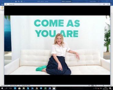Дрю Бэрримор снялась в мюзикле Crocs, посвященному кампании «Come As You Are»