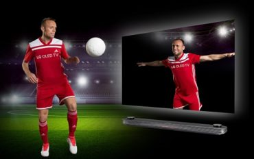 LG Electronics запустила рекламную кампанию  с футболистом Денисом Глушаковым