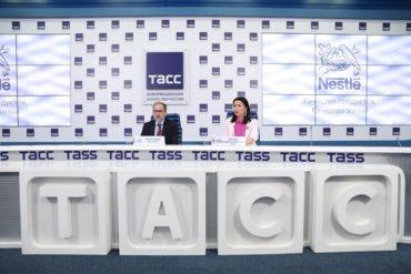 «Нестле» в регионе Россия и Евразия  сообщила о росте продаж
