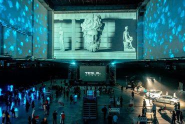 TESLA PLACE презентовала крупнейшее в мире иммерсивное пространство по версии Книги рекордов Гиннесса