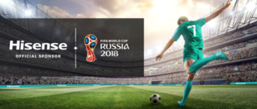 Hisense – технологии будущего теперь в России!
