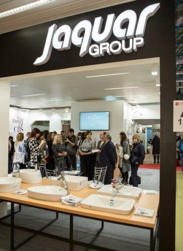 Jaquar Group производитель сантехники  отпраздновал премьеру на Мосбилд