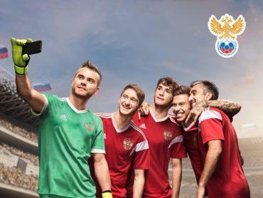 Матч наоборот: футболисты сборной России поменяются местами с журналистами и блогерами