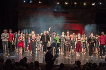10 июня танцевальное шоу «LET GO» совместит народную хореографию со стилем модерн