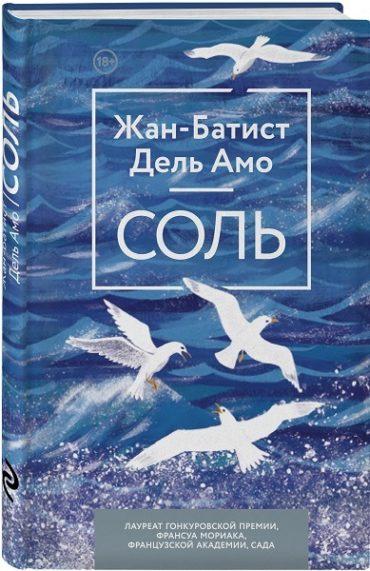 Роман Жан-Батиста Дель Амо «Соль»