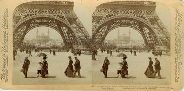 с 18 мая по 17 июня пройдет выставка «Всемирная выставка в Париже 1900 года в стереопарах и фотографиях»
