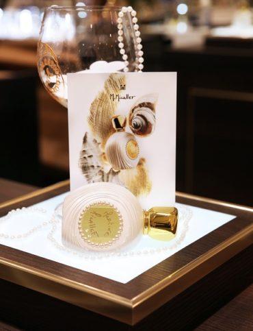 Владелица марки Мартин Микаллеф представила публике аромат Mon Parfum Pearl