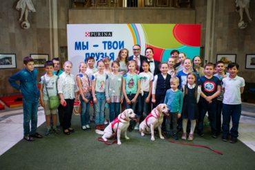 Российских школьников научат ответственному отношению к домашним питомцам