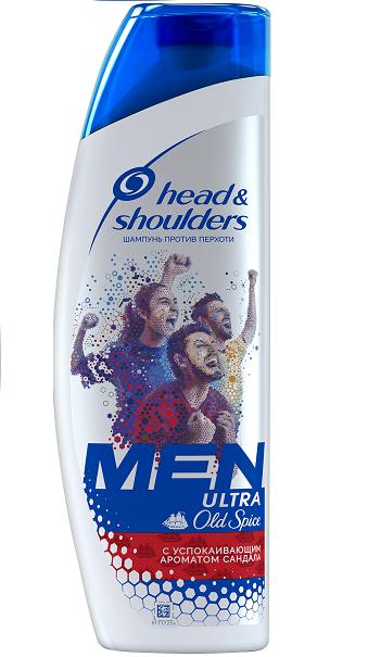 Больше крутых голов с Head&Shoulders Men Ultra, Юрием Дудем и Chop-Chop