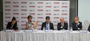 Министерство туризма Израиля подводит итоги  Международного туристического бизнес-форума-2018