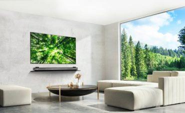 Телевизор LG SIGNATURE OLED TV W8: совершенство в простоте