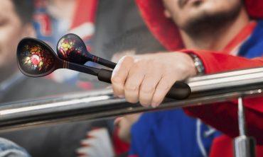 «Ложки победы» – у российских болельщиков появился официальный инструмент