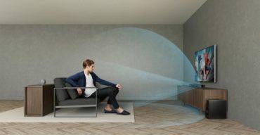 Саундбары Sony c поддержкой  Dolby Atmos® способны создавать виртуальный трехмерный  объемный звук