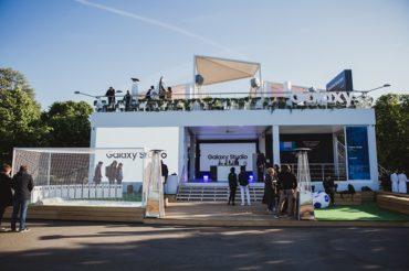Инновационный хаб Samsung Galaxy Studio открылся в главном парке Москвы