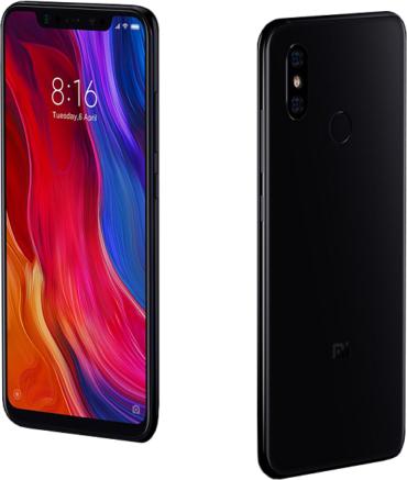 Xiaomi Mi 8, Redmi 6A официально представлены в России