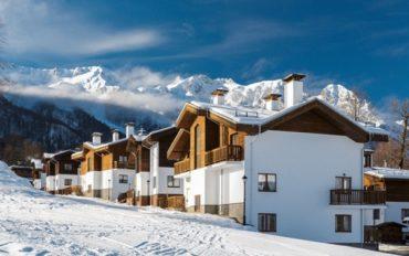 Зимняя сказка: незабываемый отдых на горном курорте «Роза Хутор»