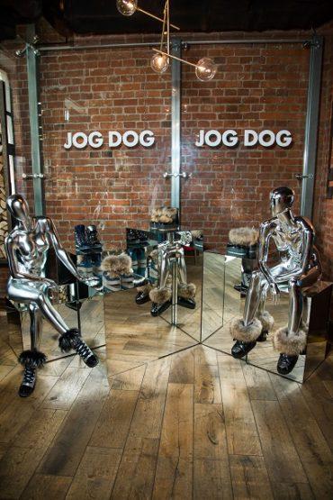 JOG DOG DIGITAL DAY: Коктейль-пати Итальянского Бренда Обуви