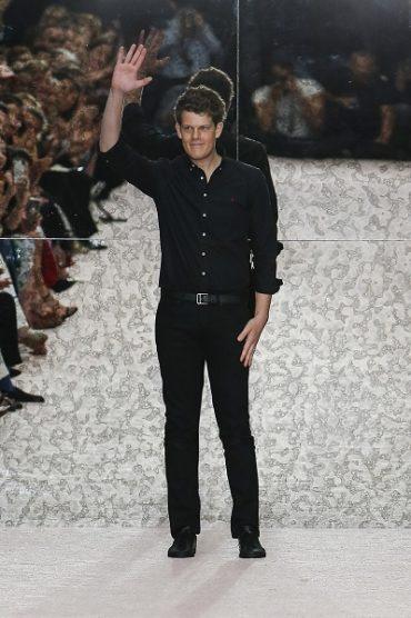 Первый показ Уэса Гордона для Carolina Herrera на Неделе моды в Нью-Йорке