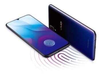 Vivo Представляет Смартфон V11