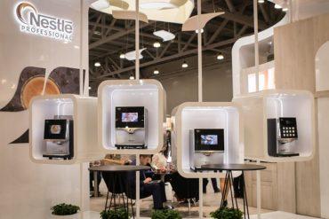 Nestlé Professional Представляет Кофемашины Нового Поколения