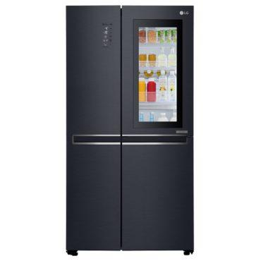 LG расширяет премиальную линейку  холодильников в черном матовом цвете