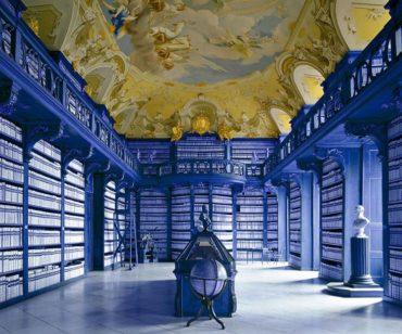 Поразительные Интерьеры Мировых Библиотек