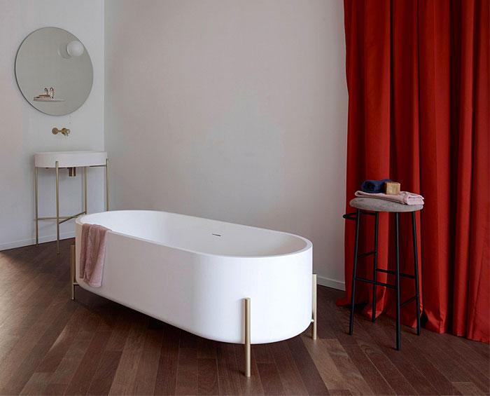тенденции дизайна ванных 2019